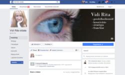 Facebook oldal változás
